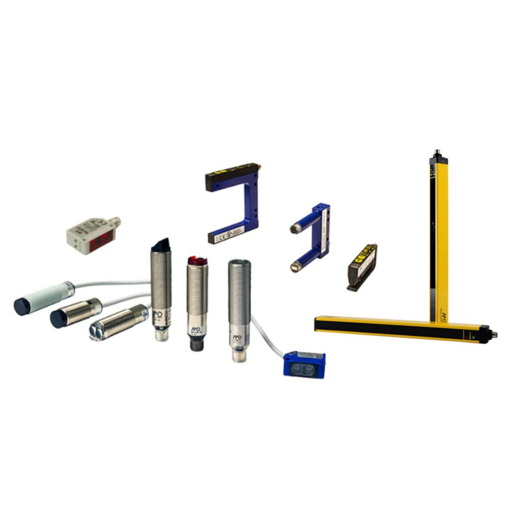 Sensori, fotocellule, proximity e barriere